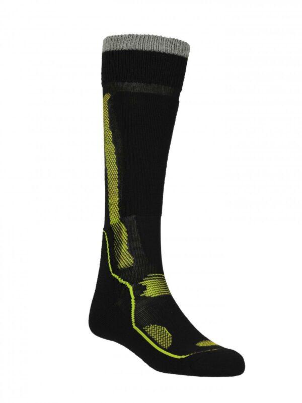 Ponožky Ortovox Ski Plus   Black Raven 44/46 black raven 44/46
