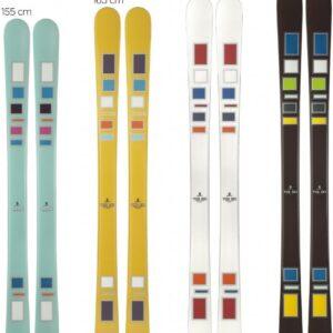 Dámské lyže Scott The Ski