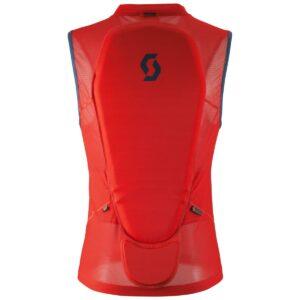 Pánská vesta SCOTT Actifit Light s chráničem páteře