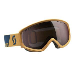 Lyžařské brýle Scott Faze AMPLIFIER SILVER CHROME