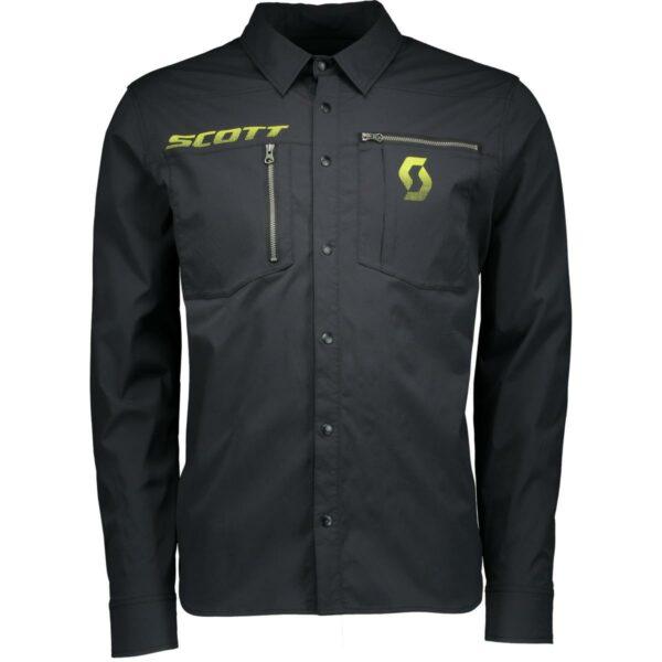 scott sportovní košile Factory Team dl.rukáv 2020