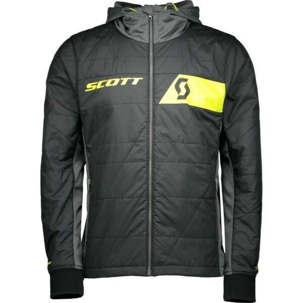 scott prošívaná bunda s kapucí Factory Team Insulation 2020