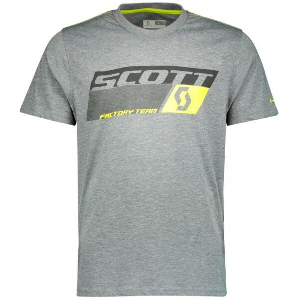 scott sportovní tričko DRI Factory Team s krátkým rukávem 2020