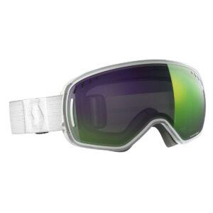 Lyžařské brýle SCOTT LCG enhancer green chrome
