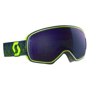 Lyžařské brýle SCOTT LCG solar blue chrome