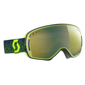 Lyžařské brýle SCOTT LCG enhancer yellow chrome