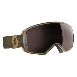 Lyžařské brýle SCOTT LCG enhancer silver chrome