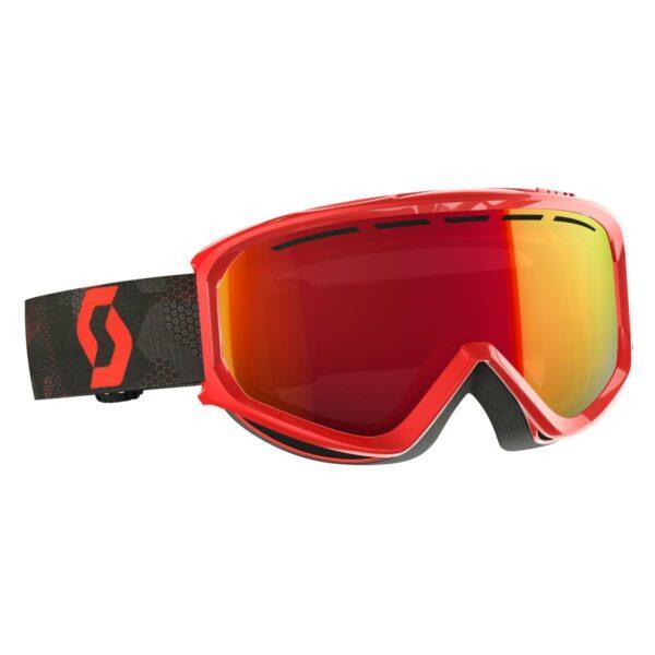Scott Lyžařské brýle Level 2017_2018