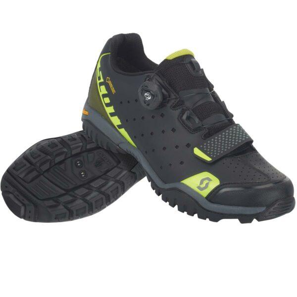 scott univerzální boty na kolo s plochou podrážkou Sport Trail Evo Gore-Tex 2021 48