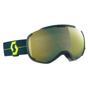 Lyžařské brýle SCOTT Faze II amplifier yellow chrome