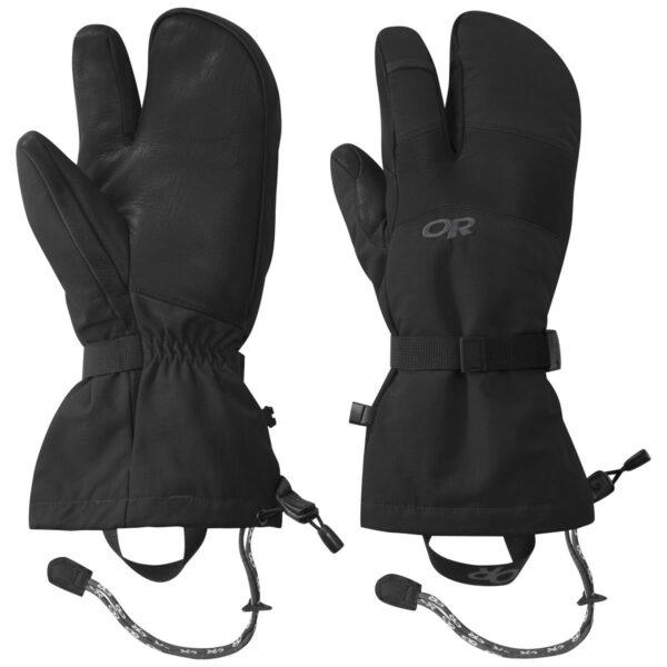 Rukavice OR Highcamp 3-Finger