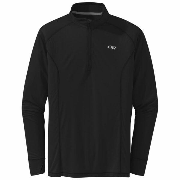Outdoor Research Pánské triko Echo Qtr Zip 2019