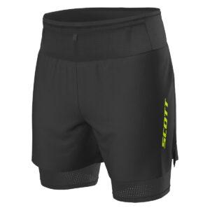 scott hybrydní běžecké kraťasy se spodními šortkami RC Run 2020