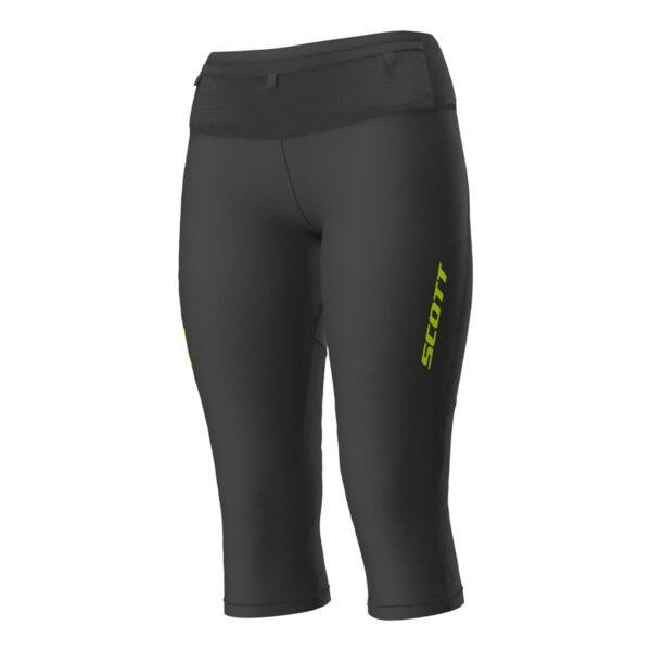 scott dámské 3/4 elastické běžecké kalhoty RC Run 2020