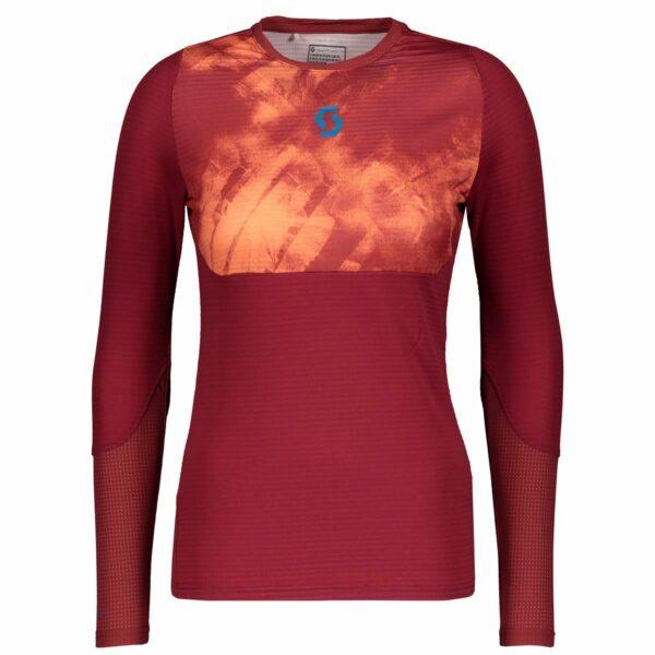 Scott Dámské triko Kinabalu Run dl.rukáv 2019
