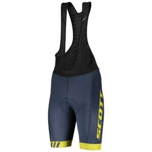 scott cyklistické šortky s kšandami RC Team ++ 2021