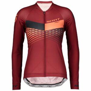 scott dámské triko RC Pro dl.rukáv 2019