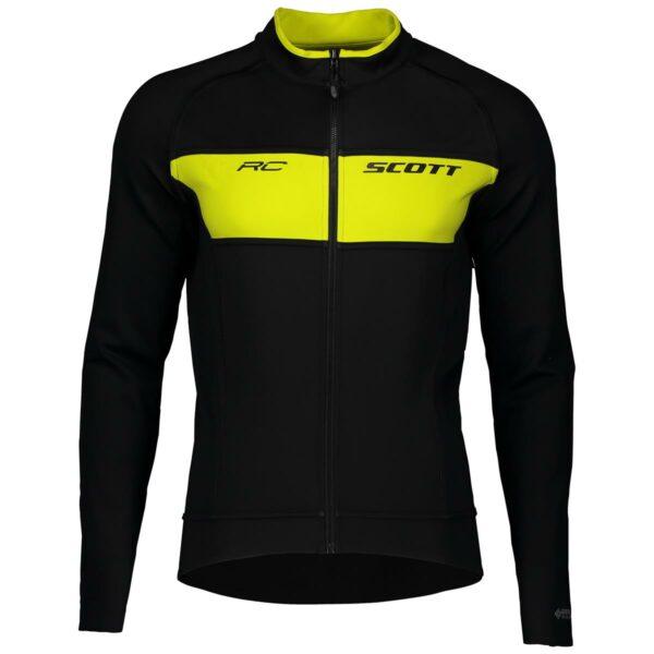 Scott pánská cyklistická bunda RC Warm Reversible WB 2021