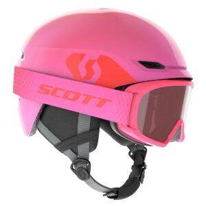 Scott Combo helma Keeper 2+dětské brýle Witty 2020_2021