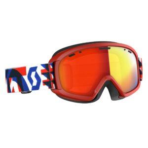 Dětské lyžařské brýle SCOTT Jr Witty Chrome