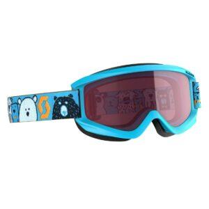 Scott dětské lyžařské brýle Agent 2020_2021