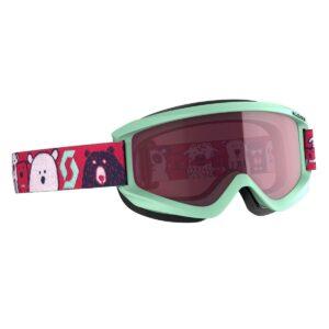 Dětské lyžařské brýle SCOTT Agent Jr