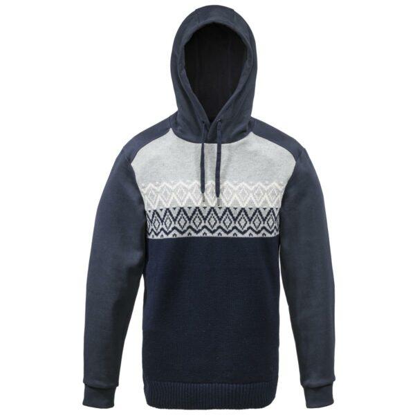 Pánský svetr s kapucí Dolomite 60 Hybrid