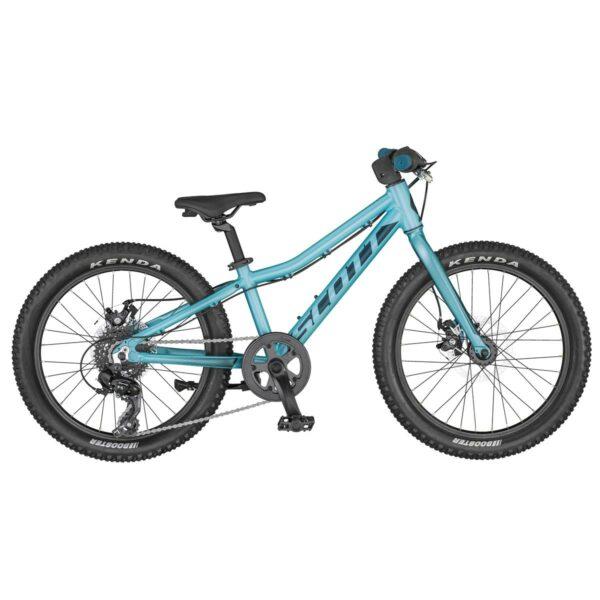 scott Contessa 20 rigid dívčí horské kolo s pevnou vidlicí 2020
