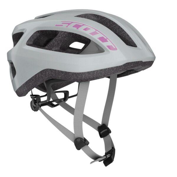 scott silniční helma na kolo Supra Road 2020