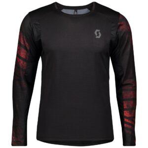 scott běžecké triko s dlouhým rukávem Trail Run 2020