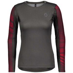 scott dámské běžecké triko s dlouhým rukávem Trail Run 2020