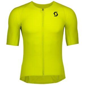 scott pánský cyklistický dres RC Premium Kinetech s krátkým rukávem 2021