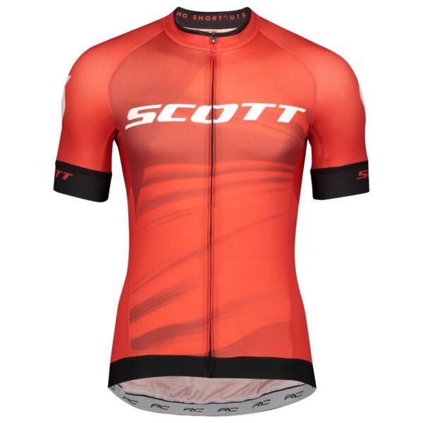 scott cyklistický dres s dlouhým rukávem RC Pro kr.rukáv 2020