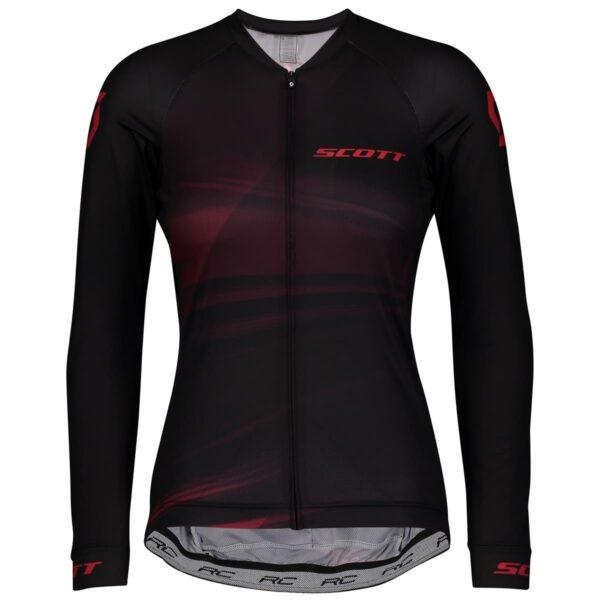scott dámský cyklistický dres s dlouhým rukávem RC Pro 2020