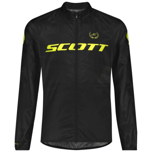 scott dětská cyklistická bunda RC WB 2021