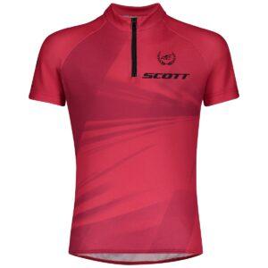 scott dětský cyklistický dres RC Pro s krátkým rukávem 2021
