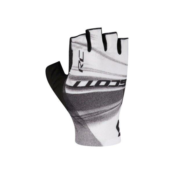 scott dětské krátké rukavice na kolo Junior RC SF 2020