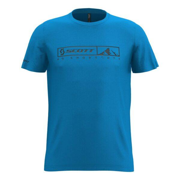 scott pánské triko 10 No Shortcuts kr.rukáv 2020