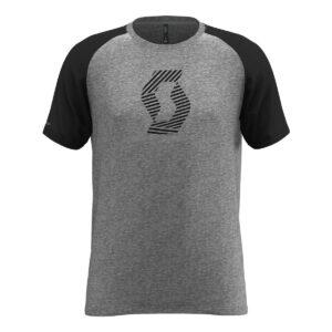 scott pánské triko 10 Icon Raglan s/sl 2021