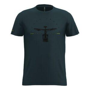 scott pánské triko 20 Casual dye kr.rukáv 2020