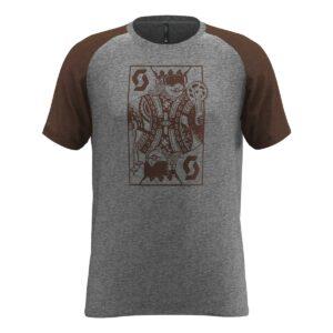 scott pánské triko 30 Casual Raglan slub kr.rukáv 2020