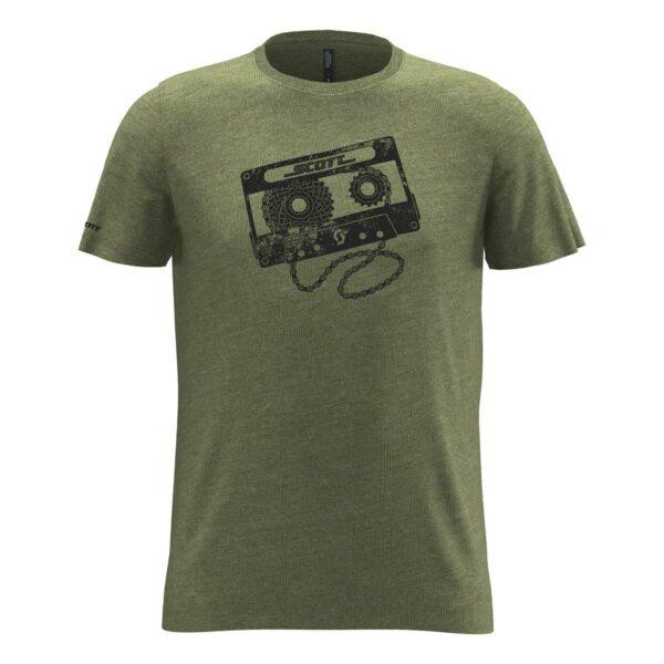 scott pánské triko 20 Graphic dye kr.rukáv 2020