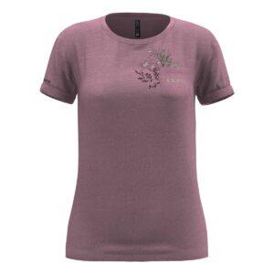 scott dámské triko 10 Casual slub kr.rukáv 2020