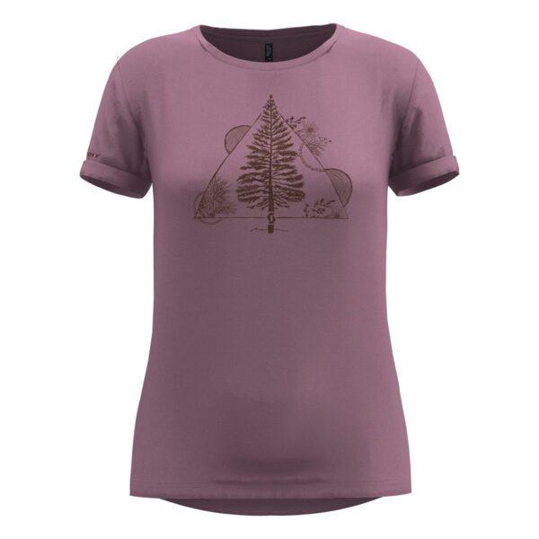 scott dámské triko 10 Graphic Dri kr.rukáv 2020