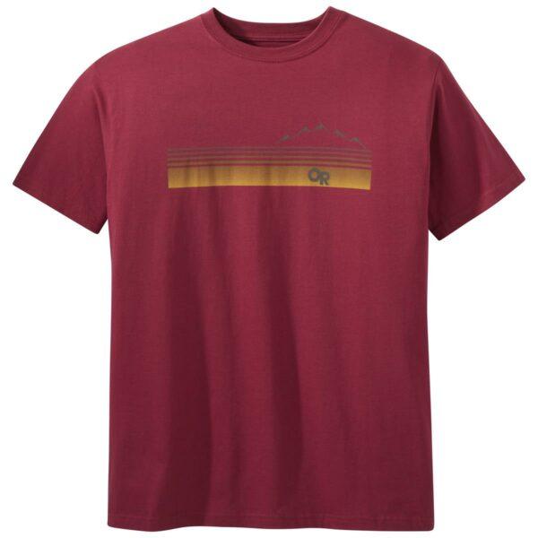 Outdoor Research pánské triko Ally kr.rukáv 2020