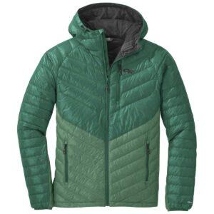 Pánská péřová bunda s kapucí OR Illuminate Down