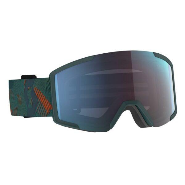 Scott lyžařské brýle Shield 2020_2021