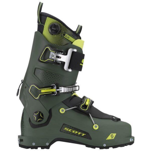 Scott lyžařská skitouringová obuv Freeguide Carbon 2020_2021