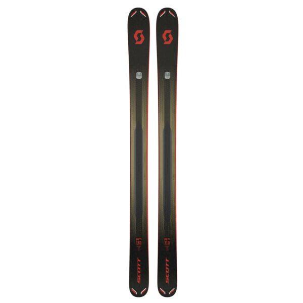 Scott lyže Scrapper 115 2020_2021