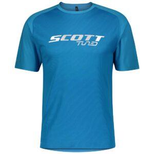 scott pánský cyklistický dres Trail Tuned s krátkým rukávem 2021